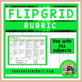 FlipGrid Rubric for Any Subject