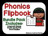 Flipbook Bundle Pack (Includes prefix &suffix, blends, & w