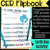 Flipbook CER: Global Warming
