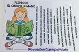 Flipbook El cuerpo humano