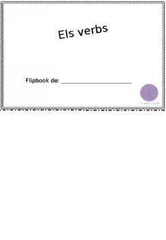 Flipbook Els verbs