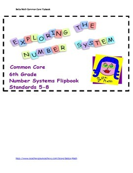 Flipbook Exploring the Number System