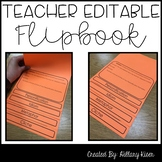 Editable Flipbook *FOR COMMERCIAL USE*