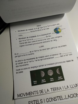 Flipbook L'Univers