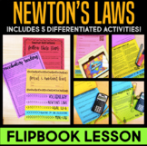 Flipbook Lesson: Newton's Laws