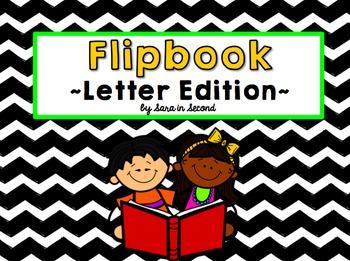 Flipbook ~ Letter Edition