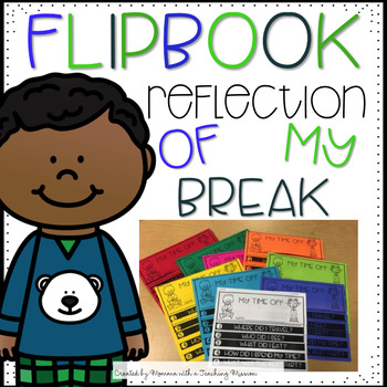 Flipbook My Time Off Reflection