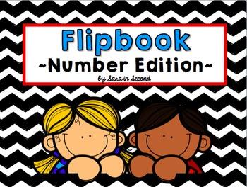 Flipbook ~ Number Edition