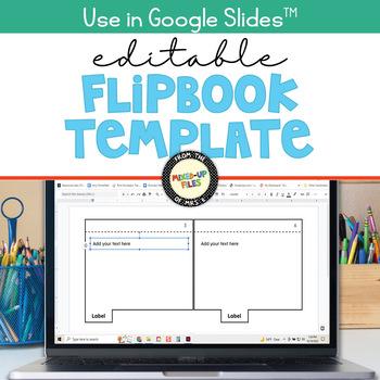 Editable Flipbook Template