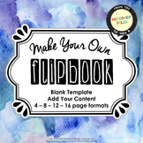 Editable Flipbook Template