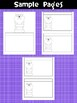 Flipbook Templates : Book Animals - For Reading, Literacy,