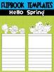 Flipbook Templates : Hello Spring