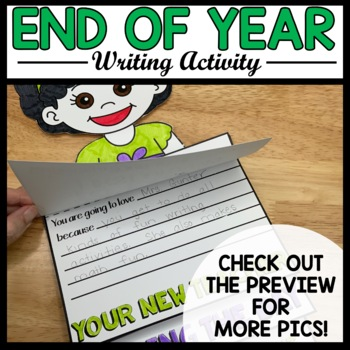All About My Year Flipbook