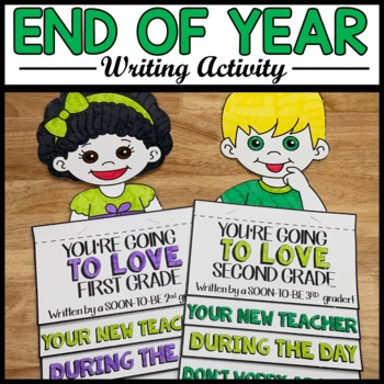 END OF YEAR ACTIVITY   Flipbook to next year's students