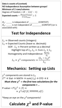 Flipbook for Chpt 25: Counted Data (Chi Square Inference)