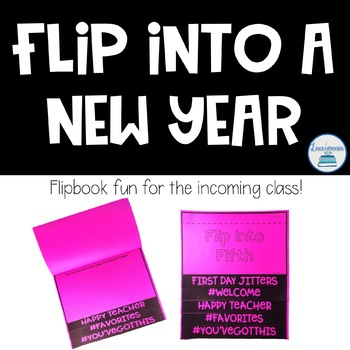 End of the Year Flipbook for Incoming Students