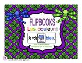Flipbooks - Les couleurs