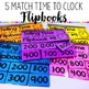 Flipbooks for Telling Time to the Hour