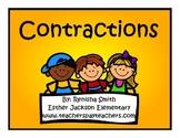 Flipchart: Contractions
