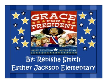Flipchart: Grace For President - Intro. to Persuasive Writing