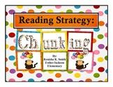 Flipchart: Reading Strategies-Chunking