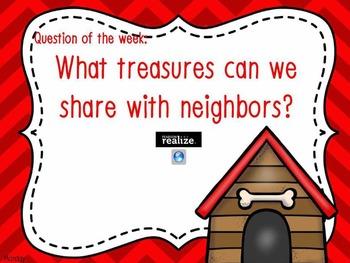 Flipchart: Reading Street 1st Grade, U4W6