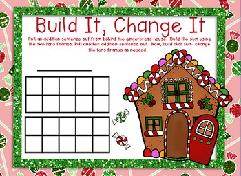 Flipchart Whole Group Math- December Calendar