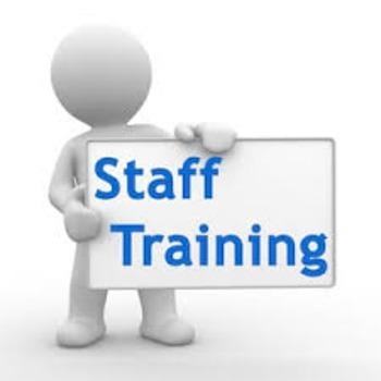 Flipchart for Staff training