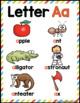 Alphabet Flipcharts {Now I Know My ABC's Series}