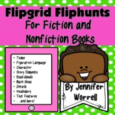 Flipgrid Fliphunts for Fiction and Nonfiction Books to Sup