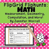 Flipgrid Math Fliphunt for Distance Learning