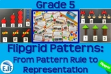 Flipgrid Patterns: From Pattern Rule to Representation Act