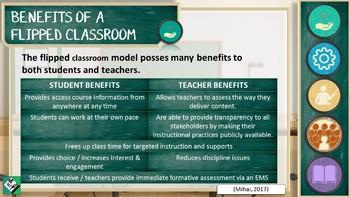Flipped Classroom: An Introduction for Professional Development