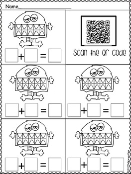 Flipped Lesson for Addition and Subtraction Using Ten Frames