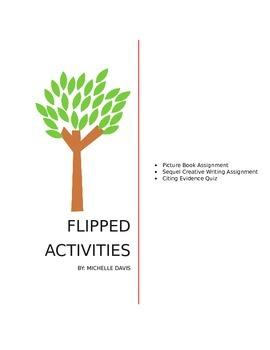 Flipped Novel Activities