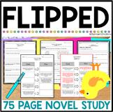 Flipped Novel Study - Wendelin Van Draanen
