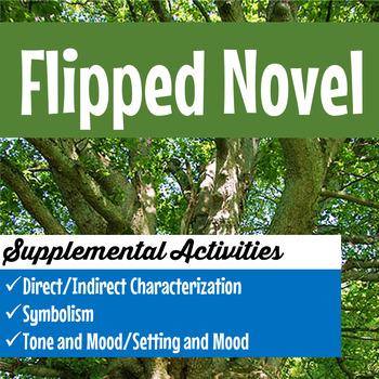 Flipped Novel by Wendelin Van Draanen Supplemental Activities