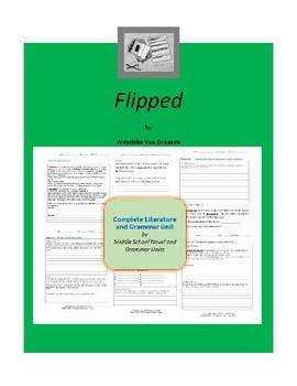 Flipped Novel Unit