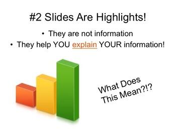 Flipped Video Tutorial - Presentation Tips