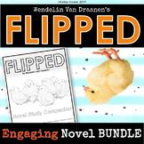 Flipped by Wendelin Van Draanen - Creative and Engaging No