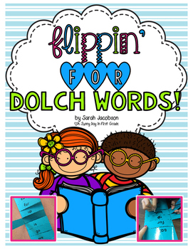 Flippin' for Dolch Words!