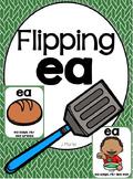 Flipping Ea (both sounds of Ea - a phonics unit)