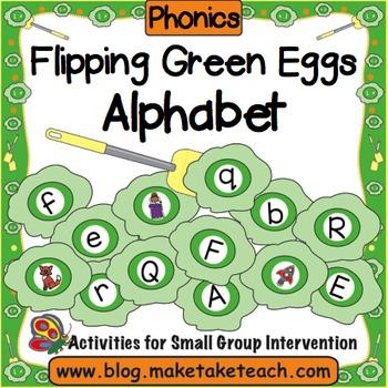 Alphabet - Flipping Green Eggs