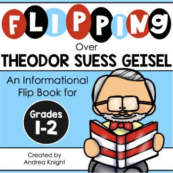 Flipping Over Dr. Seuss!  {A Biography Flip Book for Grades 1-2}