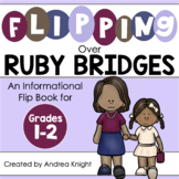 Flipping Over Ruby Bridges!  {An Informational Flip Book for Grades 1-2}