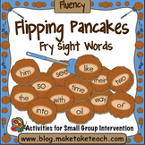 Sight Words - Flipping Pancakes! Fry Sight Words