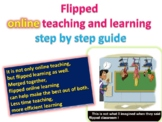 Flipping distance learning