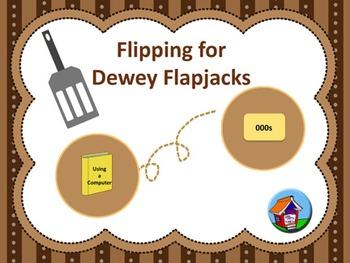 Flipping for Dewey Flapjacks
