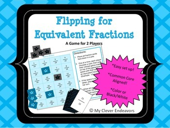 Flipping for Equivalent Fractions
