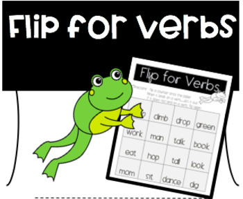 Flipping for Verbs